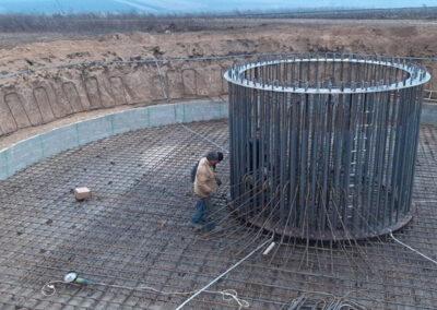 Montaż elektrowni wiatrowych